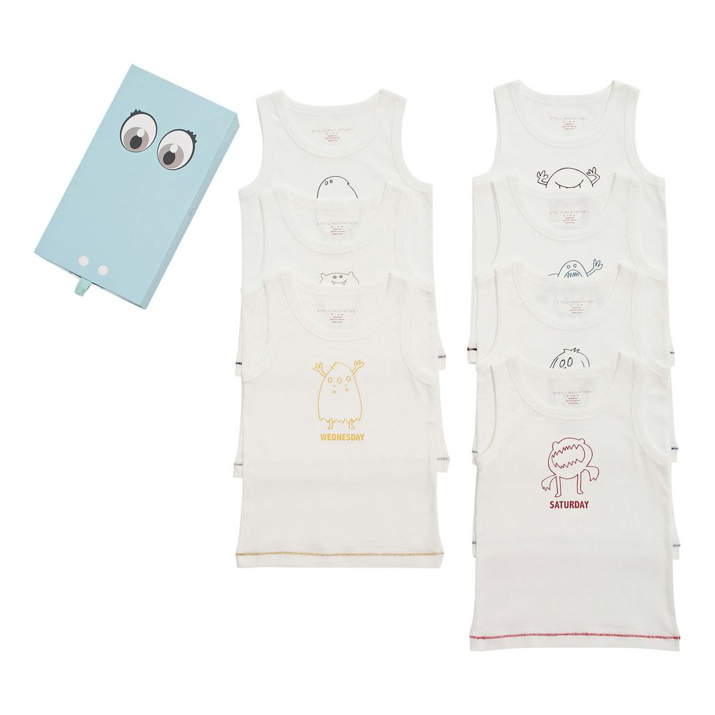 BARNEY VEST SET - STELLA MCCARTNEY KIDS