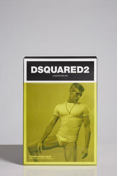 DSQUARED2 T-shirt Man DCM380020ISA01110 m