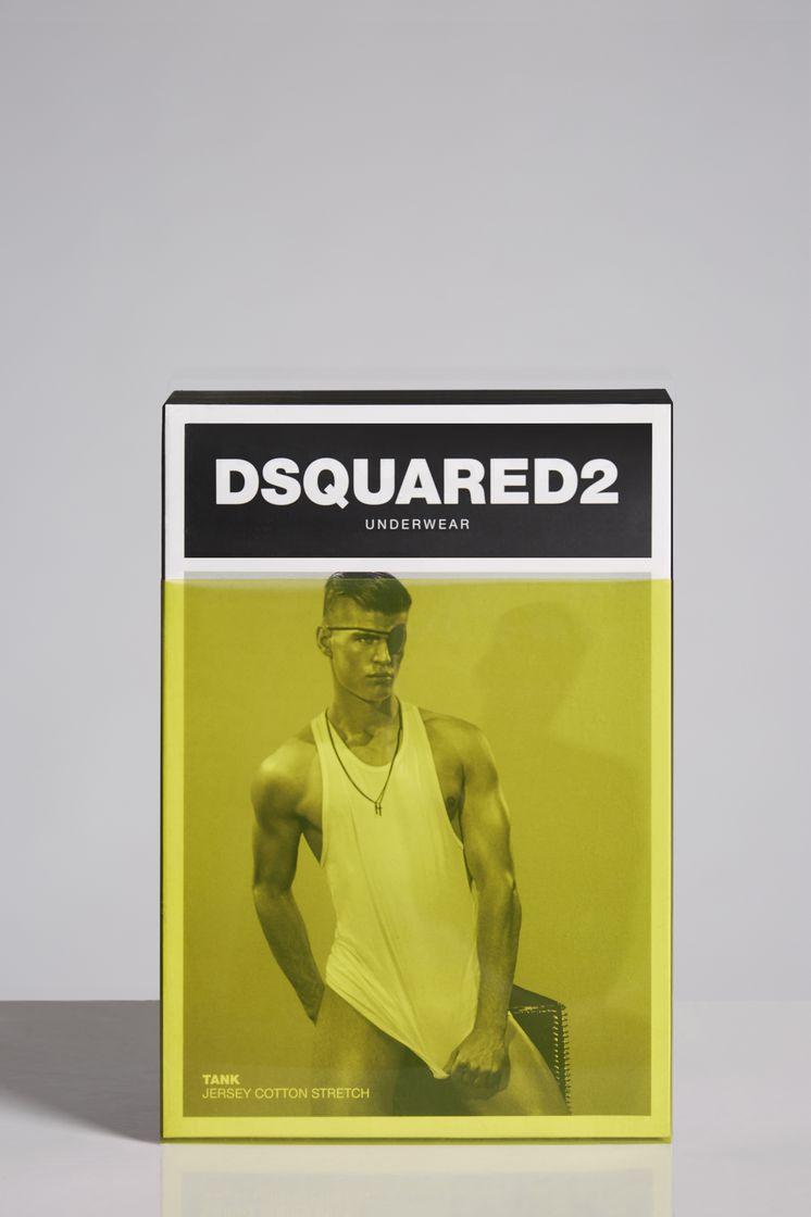 DSQUARED2 DCD480020230 Tank top Man m