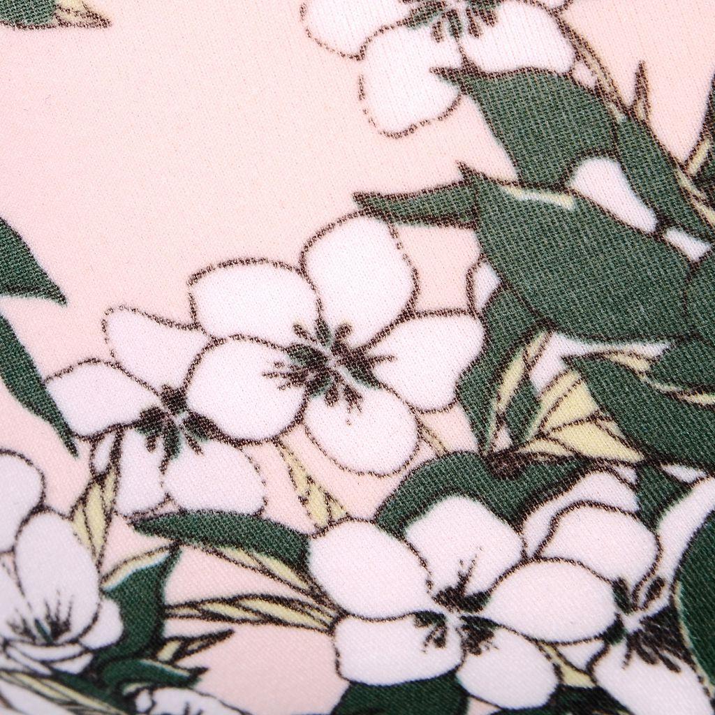Stella Smooth blossom print contour balconette bra - STELLA MCCARTNEY