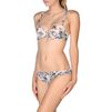 STELLA McCARTNEY Stella Smooth blossom print contour balconette bra Bra D r