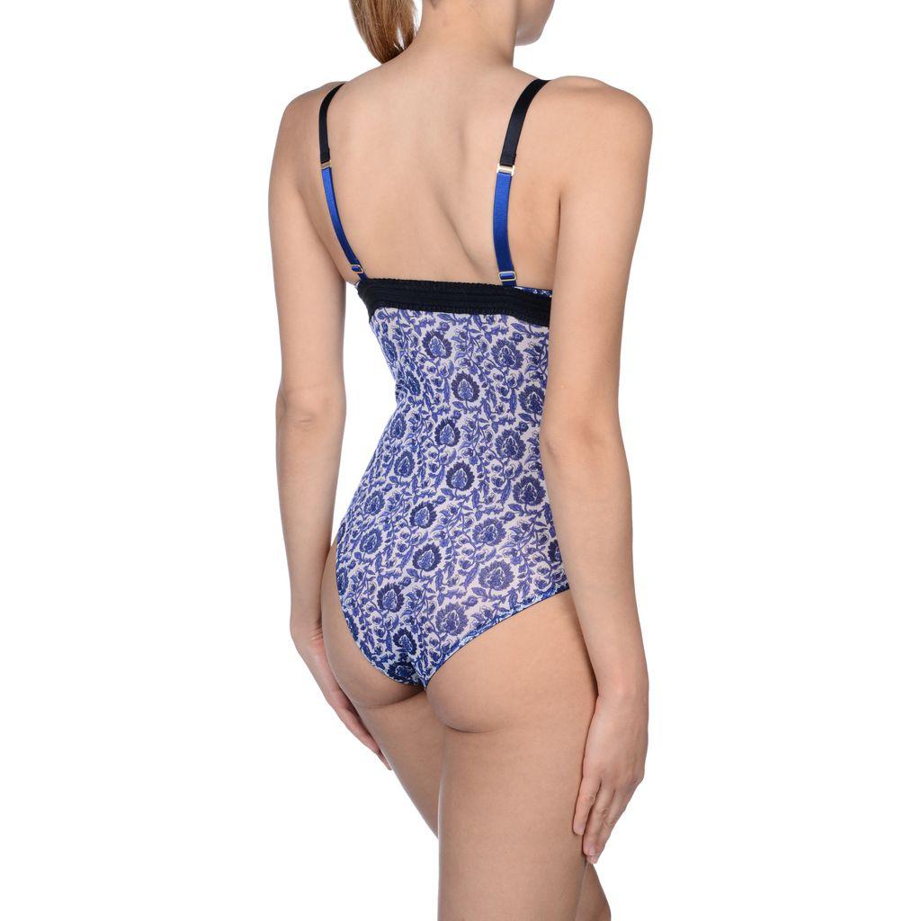 Florence Fluttering Bodysuit  - STELLA MCCARTNEY