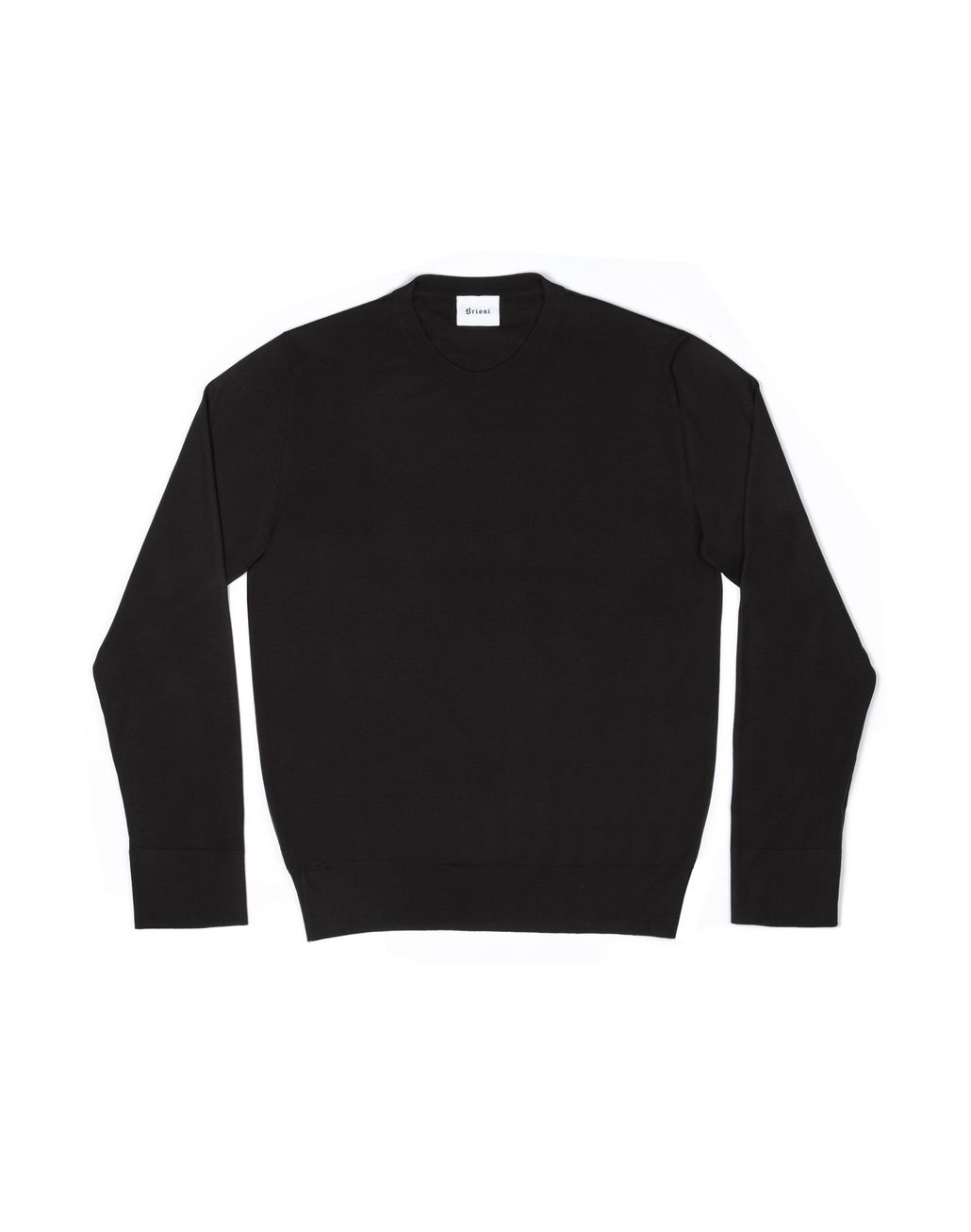 BRIONI Crew neck sweater Knitwear Man r