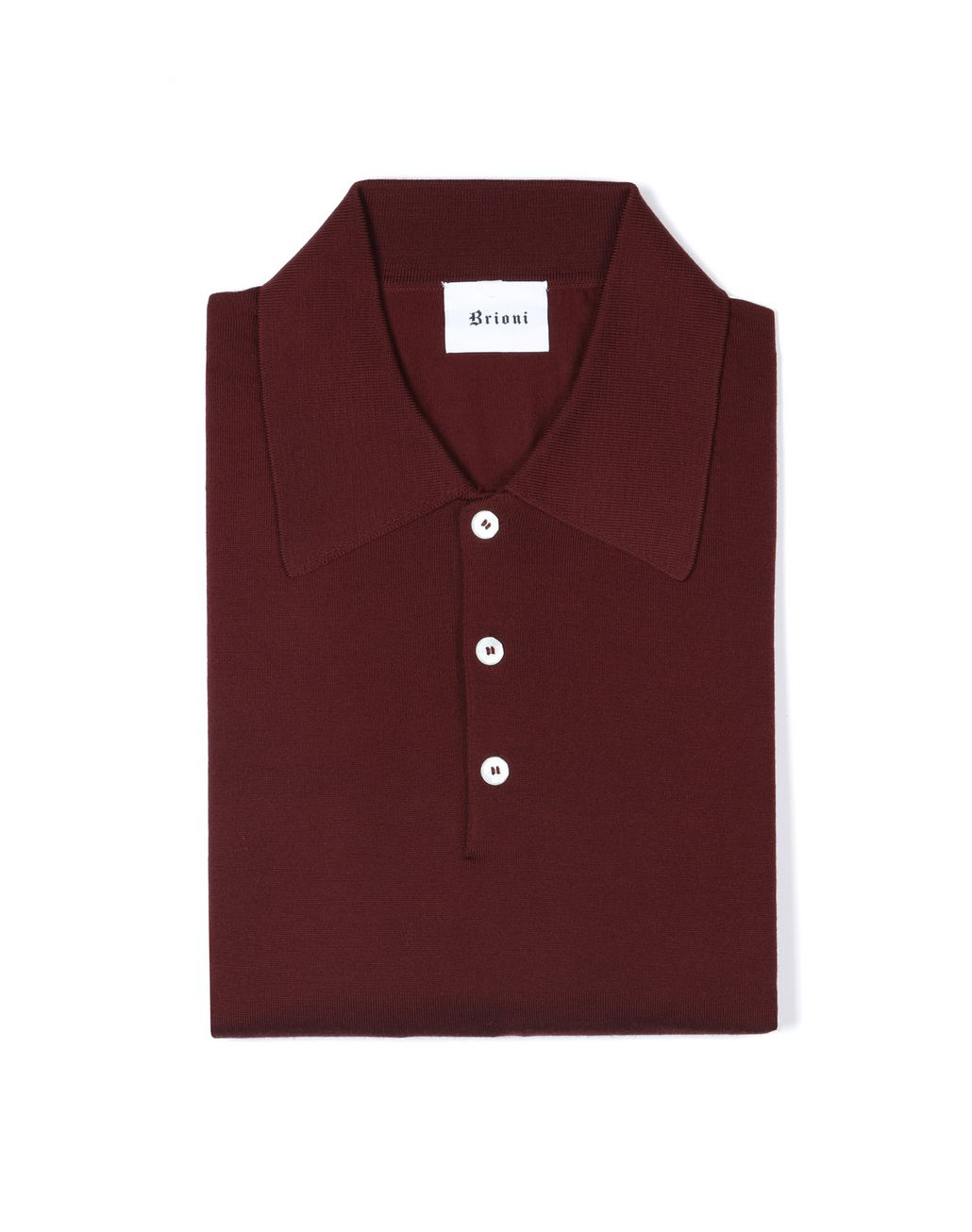 BRIONI Short-sleeve polo shirt T-Shirts & Polos U f