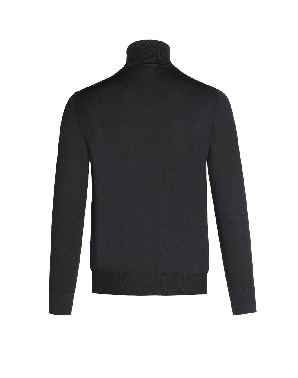 BRIONI Turtleneck with ribbed collar Knitwear Man d