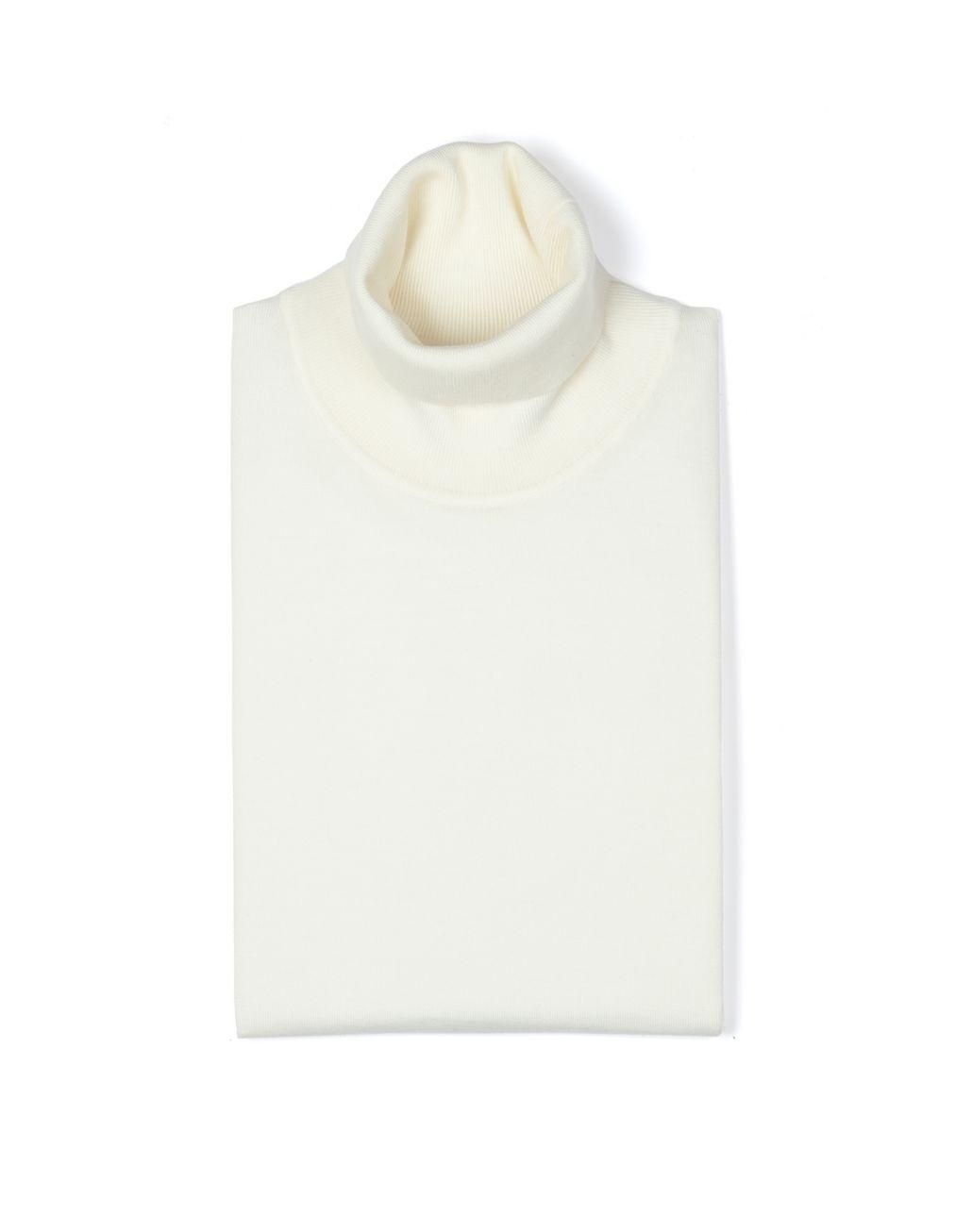 BRIONI Turtleneck with ribbed collar Knitwear U f
