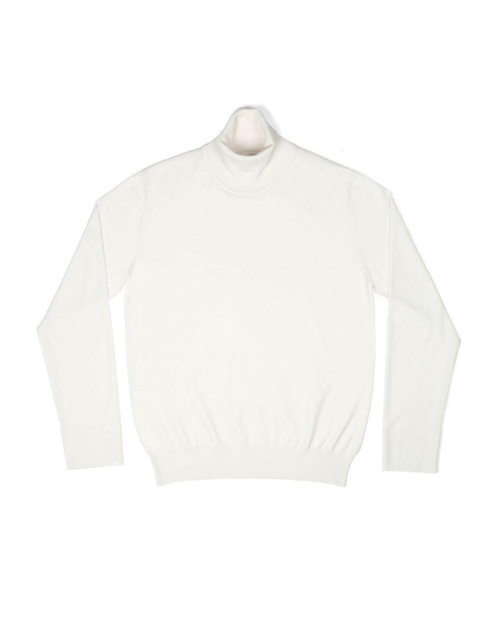 BRIONI Turtleneck with ribbed collar Knitwear U r