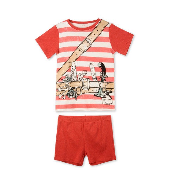 Beachcomber Print Louie Pajamas