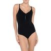 STELLA McCARTNEY Black Stella Seamless Bodysuit  Bodysuit D r