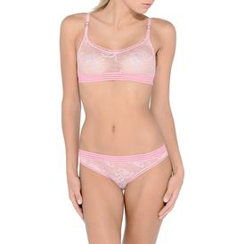 Stella Lace for Breast Cancer Awareness Briefs