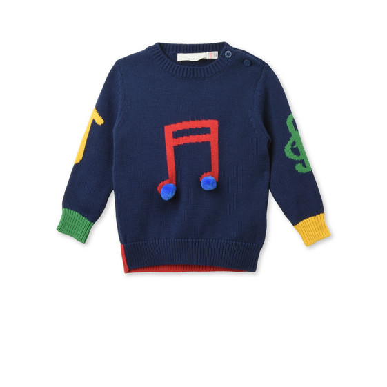 Musical Notes Bingo Jumper