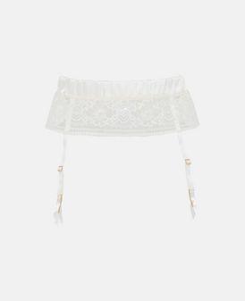 Ophelia Whistling Suspender Belt