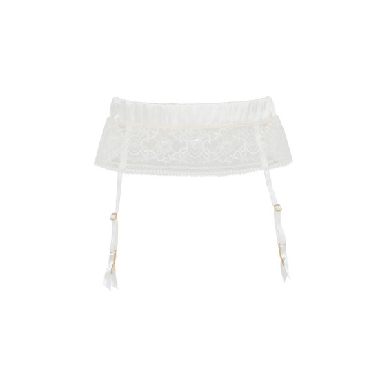 Ophelia Whistling Suspender Belt