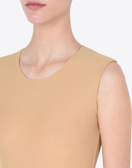 MAISON MARGIELA Sleeveless bodysuit Body Woman a