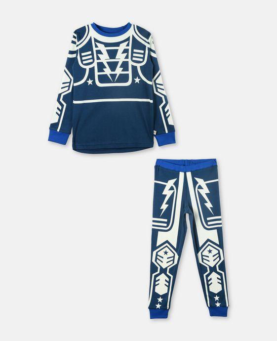 Louie Robot Pyjama Set
