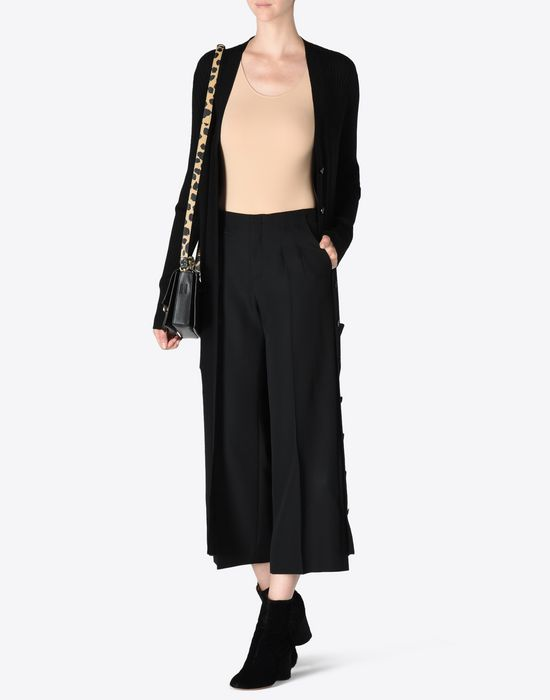 MAISON MARGIELA Scoop-neck jersey bodysuit Body [*** pickupInStoreShipping_info ***] d