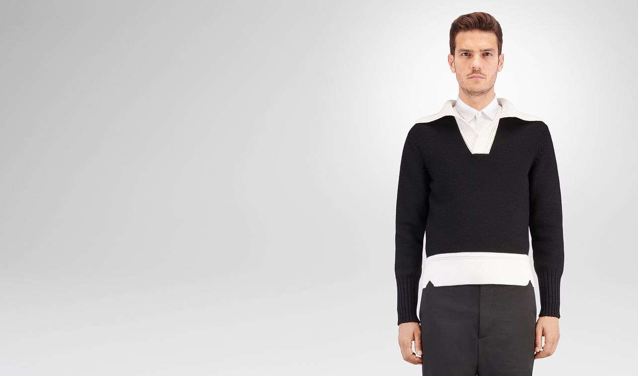 nero wool sweater landing
