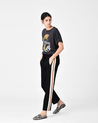 ISABEL MARANT ÉTOILE TROUSER Woman DOBBS jogging bottoms r