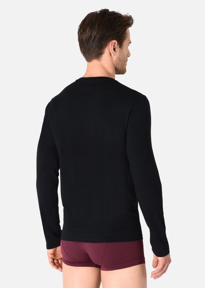 armani long sleeve shirt