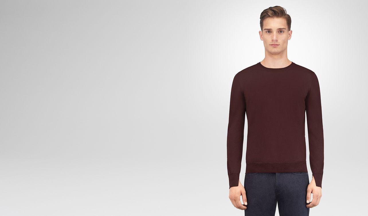 dark barolo merino sweater landing