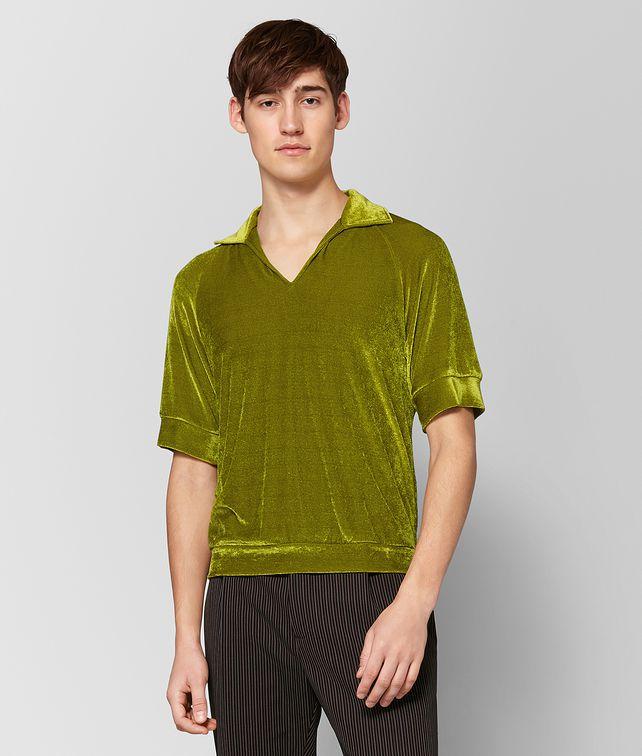 BOTTEGA VENETA CHAMOMILE CHENILLE TOP Knitwear Man fp