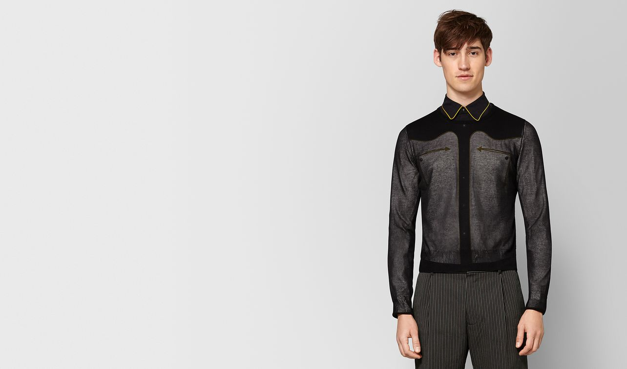 nero silk sweater landing