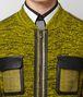 BOTTEGA VENETA CHAMOMILE NERO CASHMERE SWEATER Knitwear Man ap