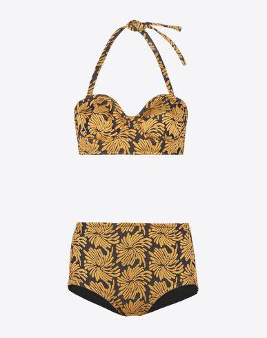 MAISON MARGIELA Underwear set Woman Jacquard flower two-piece swimsuit  f