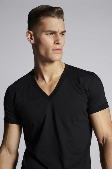 DSQUARED2 Kurzärmliges T-Shirt Herren D9M371780815 m