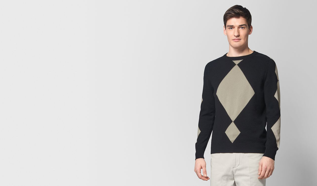 nero/cement cashmere sweater landing