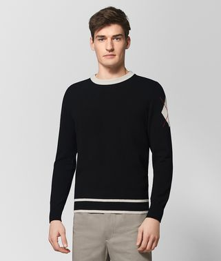 NERO CASHMERE SWEATER
