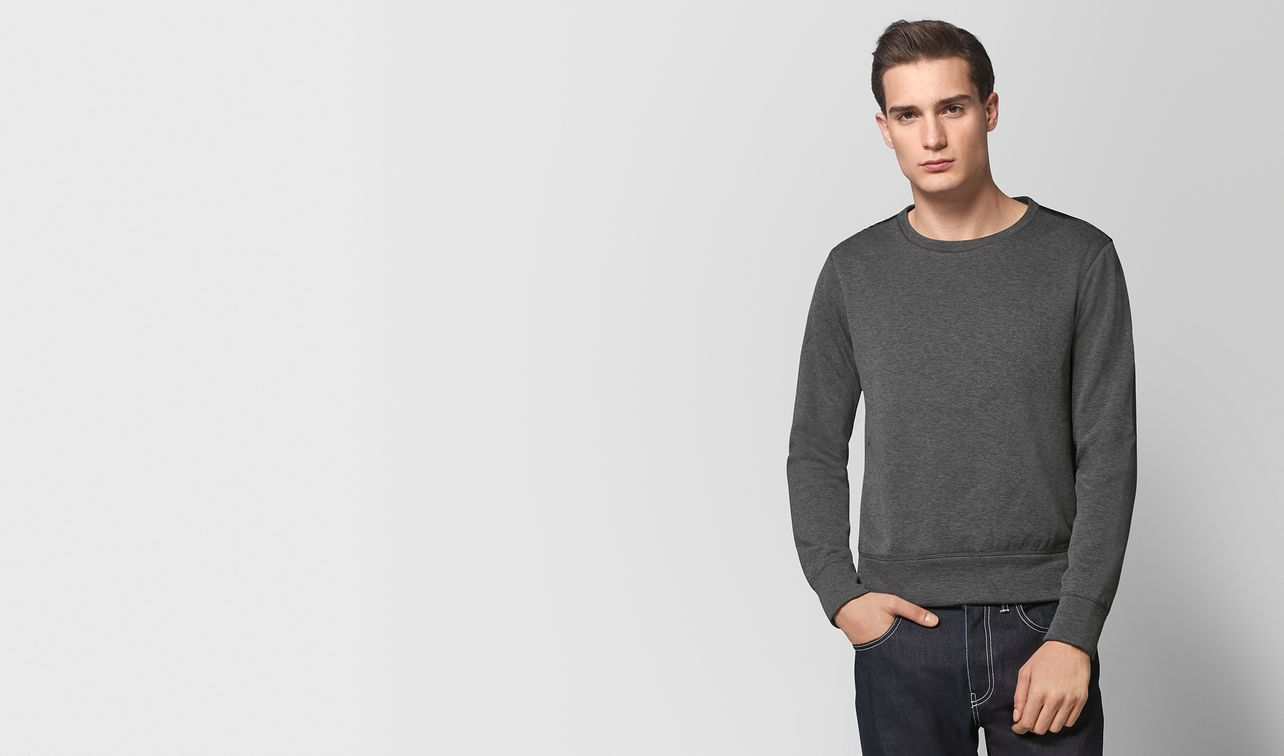new light grey cotton sweater landing