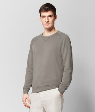STEEL COTTON SWEATSHIRT