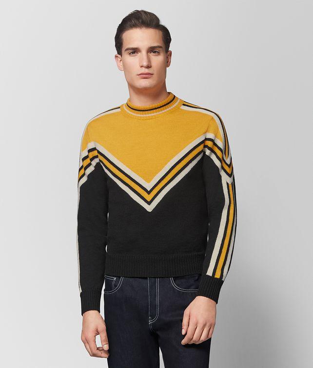 BOTTEGA VENETA MULTICOLOR WOOL SWEATER Knitwear [*** pickupInStoreShippingNotGuaranteed_info ***] fp