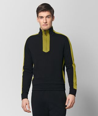 NERO COTTON SWEATER