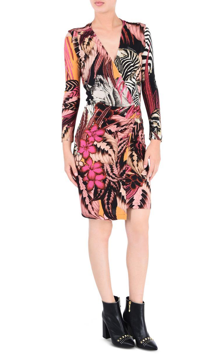 JUST CAVALLI Kenya mini dress Dress Woman f