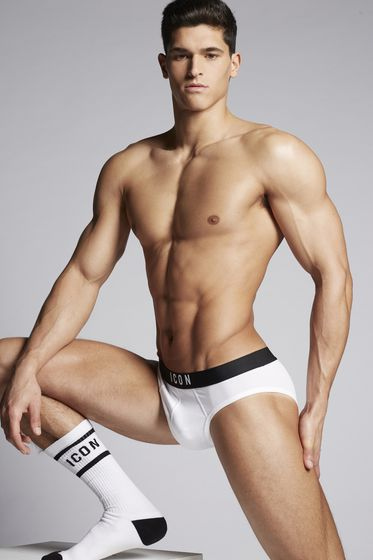 DSQUARED2 Icon Briefs 内裤 男士