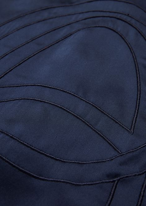 Pure silk pajamas