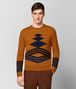 multicolor wool sweater Front Portrait