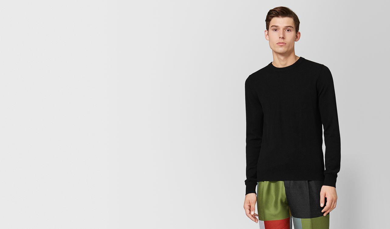 nero cashmere sweater landing