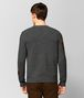 multicolor cashmere sweater Back Portrait