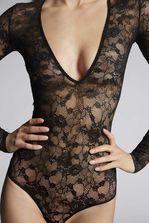 DSQUARED2 Lace Bodysuit ボディスーツ レディース