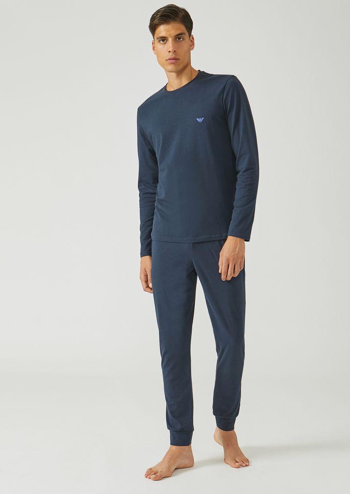 ffb9e457017e4 Pyjama   Homme   Emporio Armani