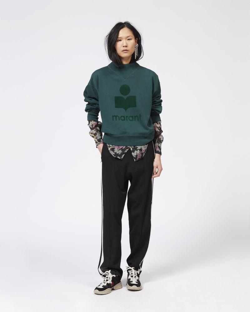 DOCIA knit trousers ISABEL MARANT ÉTOILE