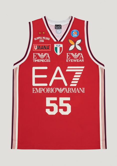 Curtis Jerrells 55 commemorative championship jersey