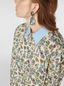 Marni Shirt in cotton voile with Maisie print Woman - 4