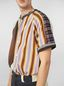 Marni Patchwork shirt in techno cotton with print by Florian Hetz Man - 4