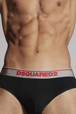 DSQUARED2 Twin Pack Dsquared2 Briefs  Twinpack brief Man