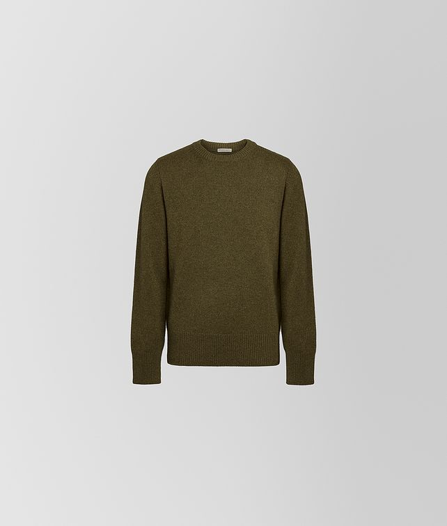 BOTTEGA VENETA SWEATER IN CASHMERE Knitwear [*** pickupInStoreShippingNotGuaranteed_info ***] fp