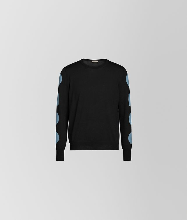 BOTTEGA VENETA SWEATER IN WOOL Knitwear [*** pickupInStoreShippingNotGuaranteed_info ***] fp
